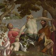 Paolo  Veronese Allegory of Love (mk08) oil painting picture wholesale