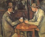 Paul Cezanne The Card-Players (mk09) oil painting picture wholesale