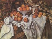 Paul Cezanne Still Life with Apples and Oranges (mk09) oil painting picture wholesale