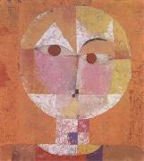 Paul Klee Senecio (mk09) oil painting artist