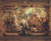 Peter Paul Rubens The Triumph of the Church (mk05) oil painting picture wholesale
