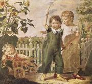 Philipp Otto Runge The Hulsenbeck Children (mk09) oil painting picture wholesale