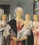 Piero della Francesca Senigallia Madonna (mk08) oil painting picture wholesale