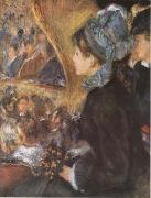Pierre-Auguste Renoir La Premiere Sortie (The First Outing) (mk09) oil painting picture wholesale