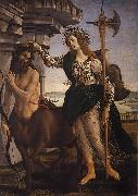Sandro Botticelli Pallas and the Centaur (mk08) oil painting picture wholesale