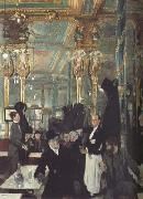 Sir William Orpen The Cafe Royal (mk06) oil painting
