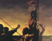 Theodore   Gericault details The Raft of the Medusa (mk10) oil painting picture wholesale