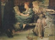 Alma-Tadema, Sir Lawrence Comparisons (mk24) oil painting picture wholesale
