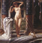Alma-Tadema, Sir Lawrence Edward Poynter (mk23) oil painting picture wholesale