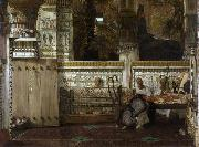 Alma-Tadema, Sir Lawrence An Egyptian widow in the Time of Diocletian (mk23) oil painting picture wholesale