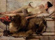Alma-Tadema, Sir Lawrence Tepidarium (mk23) oil painting picture wholesale
