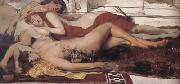 Alma-Tadema, Sir Lawrence Exhausted Maenides (mk23) oil painting picture wholesale