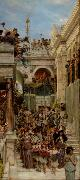Alma-Tadema, Sir Lawrence Spring (mk23) oil painting picture wholesale