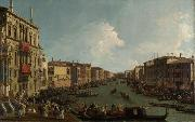 Canaletto Regata sul Canal Grande (mk21) oil painting picture wholesale