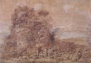 Claude Lorrain Landscape with Psyche (mk17) oil painting picture wholesale