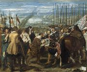 Diego Velazquez The Surrender of Breda (Las Lanzas) (df01) oil painting picture wholesale