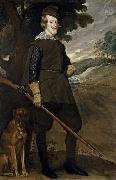 Diego Velazquez Philip IV as a Hunter (df01) oil painting picture wholesale