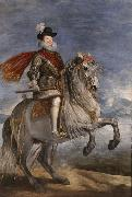 Diego Velazquez Philip III on Horseback (df01) oil painting picture wholesale
