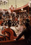 James Tissot Les Femmes de Sport (The Sporting Women) (nn01) oil painting picture wholesale