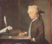 Jean Baptiste Simeon Chardin Boy with a Spinning top (mk08) oil painting picture wholesale