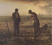 Jean Francois Millet The Angelus (Evening Prayer) (mk22) oil painting picture wholesale