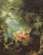 Jean Honore Fragonard The Swing (mk08) oil painting picture wholesale