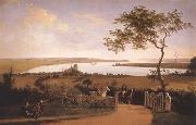 Jens Juel View over the Lesser Belt (mk22) oil painting picture wholesale