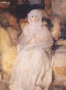 John Singer Sargent Mrs.Gardner in White (mk18) oil painting picture wholesale