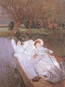 John Singer Sargent Saint Martin's Summer (nn02) oil painting picture wholesale