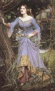 John William Waterhouse Ophelia (mk19) oil painting picture wholesale