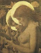 Louis Welden Hawkins The Haloes (mk19) oil painting