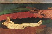 Paul Gauguin The Lost Virginity (mk19) oil painting picture wholesale