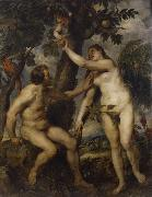 Peter Paul Rubens Adam and Eve (df01) oil painting picture wholesale