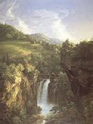 Thomas Cole Genesee Scenery (mk13) oil painting picture wholesale