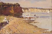Tom roberts Mentone (nn02) oil painting artist