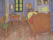 Vincent Van Gogh The Artist's Bedroom at Arles (mk12) oil painting picture wholesale
