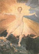 William Blake Happy Day-The Dance of Albion (mk19) oil painting picture wholesale