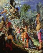 Adam  Elsheimer The Stoning of Saint Stephen (nn03) oil painting picture wholesale