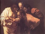 CERQUOZZI, Michelangelo Doubting Thomas (nn03) oil painting picture wholesale