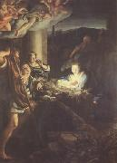 Correggio The Nativity (nn03) oil painting picture wholesale