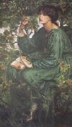 Dante Gabriel Rossetti The Day-dream (nn03) oil painting picture wholesale