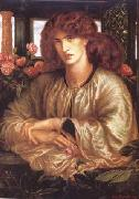 Dante Gabriel Rossetti La Donna della Finestra (mk28) oil painting picture wholesale
