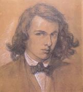 Dante Gabriel Rossetti Self-Portrait (mk28) oil painting picture wholesale