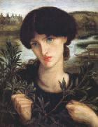 Dante Gabriel Rossetti Water Willow (mk28) oil painting picture wholesale