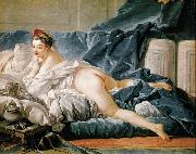 Francois Boucher Odalisque (nn03) oil painting picture wholesale