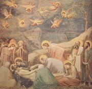 GIOTTO di Bondone The Lamentation (nn03) oil painting picture wholesale