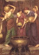 John William Waterhouse The Danaides (mk41) oil painting picture wholesale