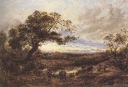 John linnell Evening (mk37) oil painting picture wholesale