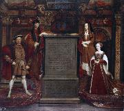 Leemput, Remigius van Henry VII and Elizabeth of York (mk25) oil painting picture wholesale