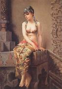 Luis Riccardo Falero L'Ensorceleuse (mk32) oil painting picture wholesale